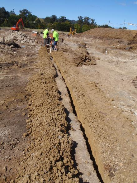 Matron Porter Drive water main replacement, Milton NSW